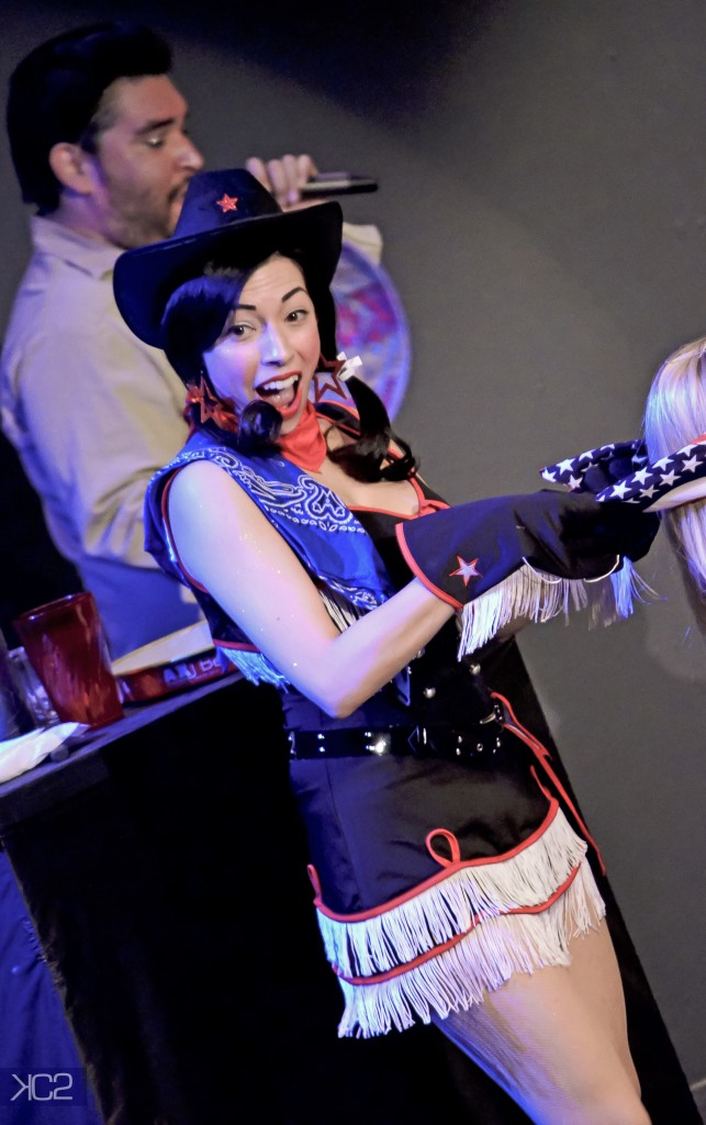 cowgirl lucky