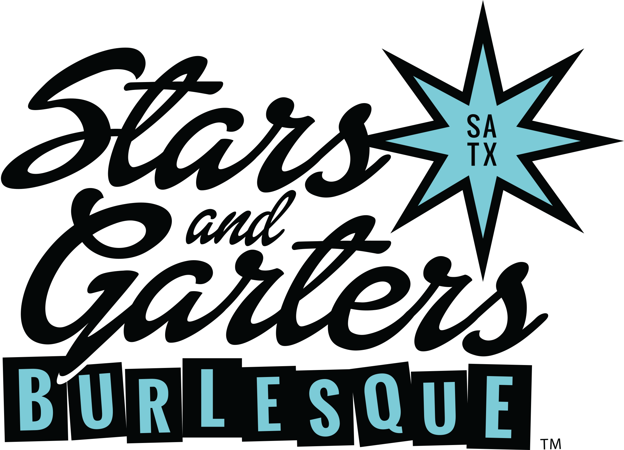 Stars and Garters Burlesque | Putting the Bare in Bexar County for 9 Years!